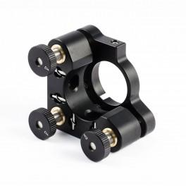 Kinematic Mirror Mount with 3 adjusters, Optics Ø 25-25.4 mm