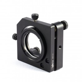 Kinematic Lens & mirror Mount with 4 adjusters , Optics Ø 50-50.8 mm
