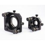 Kinematic Lens & mirror Mount with 4 adjusters